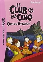 Le Club DES Cinq Contre-Attaque (French Edition)