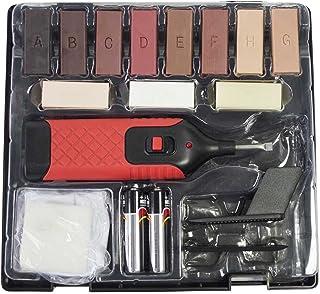 SPARES2GO 19 Piece Laminate Floor & Furniture Repair Kit
