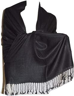 Large Soft 100% Twill Pashmina Scarf Shawl Wrap