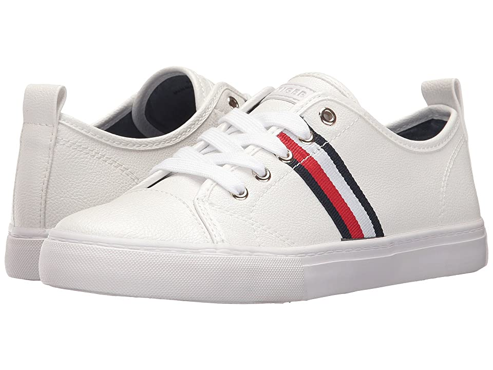 Tommy Hilfiger Lancer 3 (White Multi) Women