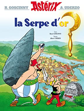 Astérix - La Serpe d'or - nº2 (Asterix Graphic Novels) (French Edition)