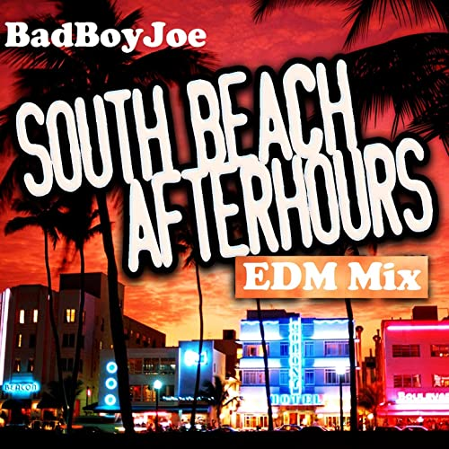 Badboyjoes South Beach Afterhours EDM Mix by Various ...