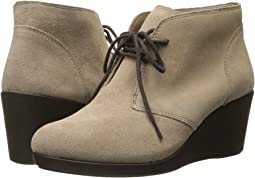 Leigh Suede Wedge Shootie
