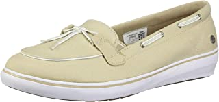 Grasshoppers Women's Windor Lace Core Slip On Boat Shoe