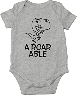 A Roar-Able - Funny Babe Gift - Cute Infant One-Piece Baby Bodysuit