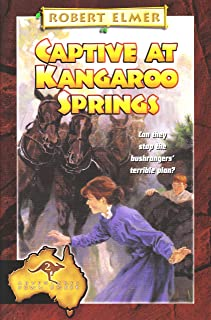 Captive at Kangaroo Springs (The Adventures Down Under Book 2)