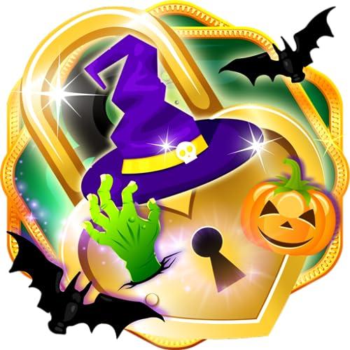 Smart App Schloss Halloween-Thema