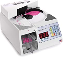 Rx Count Corporation - Rx-4 Automatic Pill Counting Machine - Compact Digital Tabletop Pharmaceutical Counter for Pharmacies, Doctors and Vets Offices