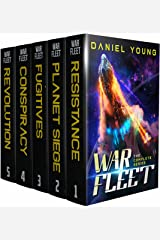 War Fleet: The Complete Series (Books 1-5) (Complete Series Box Sets) Kindle Edition