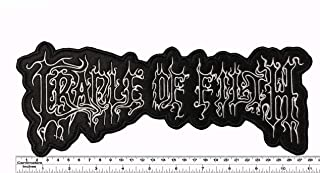 cradle of filth back patch