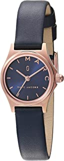 Marc Jacobs Women's MJ1611 Analog Quartz Blue Watch