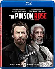 John Travolta Stars in THE POISON ROSE on Blu-ray, DVD and Digital June 25 from Lionsgate
