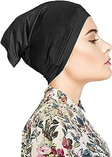 Stretch Jersey Hijab Cap Tube Under Scarf