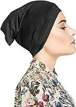 TheHijabStore.com Women's Stretch Under Scarf Convenient Bonnet Jersey Cap Head Wrap - Tube Hat Opens on 2 Ends