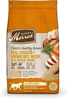 Merrick Vitamins Minerals 25 Pound Chicken