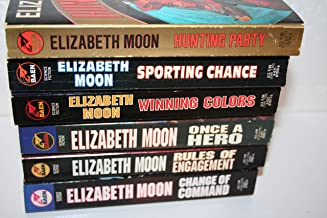Elizabeth Moon's Serrano Legacy books 1-6 (1. Hunting Party (1993) 2. Sporting Chance (1994) 3. Winning Colours (1995) 4. ...