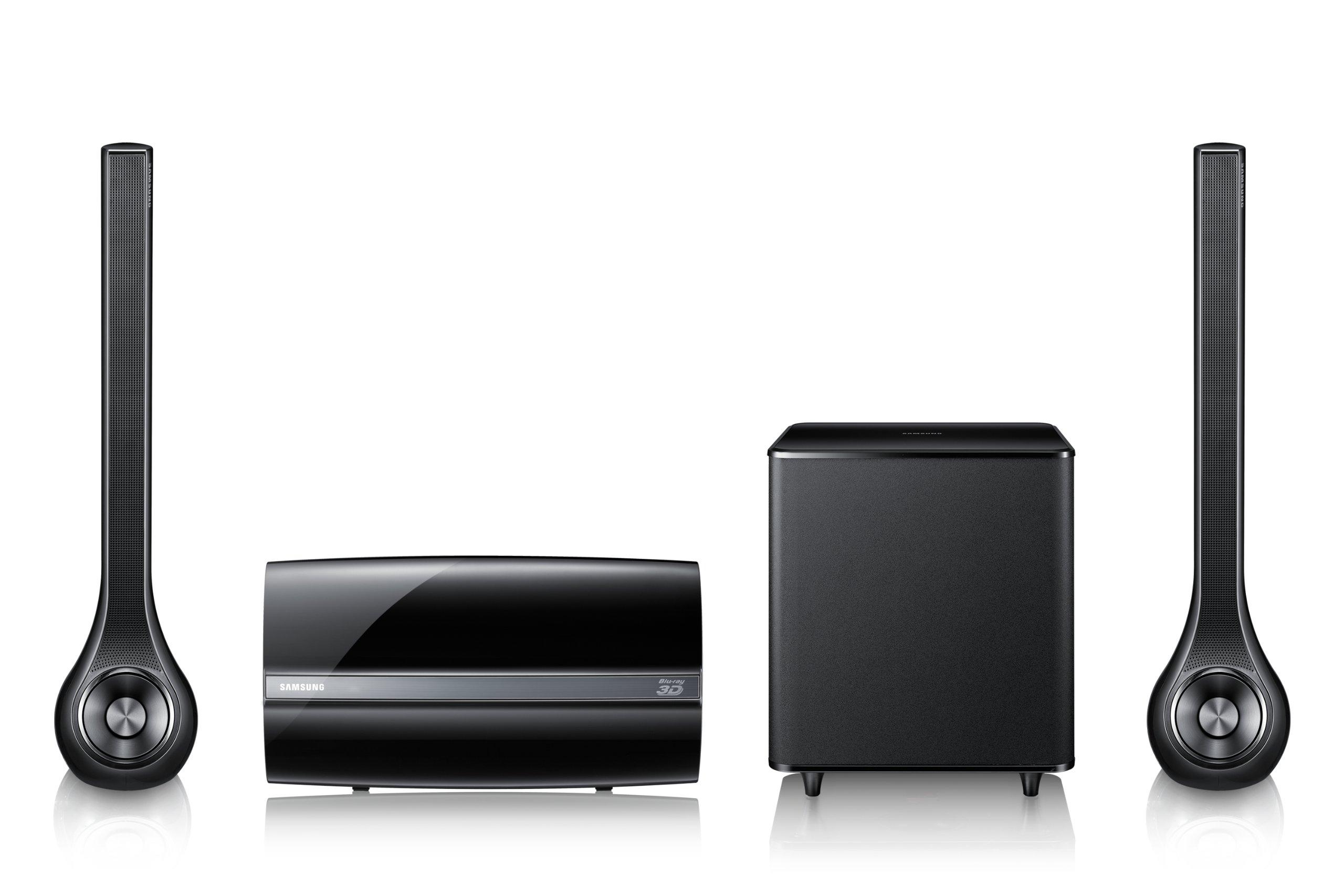 Samsung HT-ES6200 - Equipo de Home Cinema (Reproductor de Blu-Ray, BD-R, BD-RE, CD-R, CD-RW, DVD+R, DVD+RW, DVD-R, DVD-RW, Ranura, AVCHD, DIVX, MKV, WMV, 400W, 2.1) Negro: Amazon.es: Electrónica