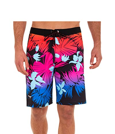 Hurley 18 Phantom JJF 6 Aloha Friday Boardshorts (Black) Men