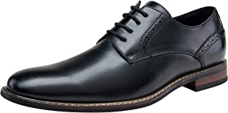 Men's Dress Shoes Classic Mens Oxfords Formal Business Shoes Modern Derby Oxford