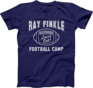 Ray Finkle Football Camp Laces Out Funny Movie Ace Field Goal Finkle 90s Movie Humor Mens Shirt