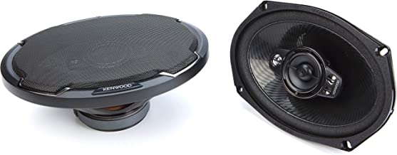 $69 » Kenwood KFC 6996PS 6 x 9 Inch 5 Way Car Speakers 650W Maximum Power Handling