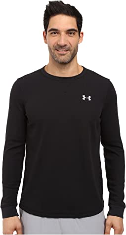 Under Armour - UA Waffle Long Sleeve Crew