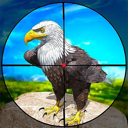 Hunting Games 2021 : Birds Shooting Game - FPS Sniper Shooting