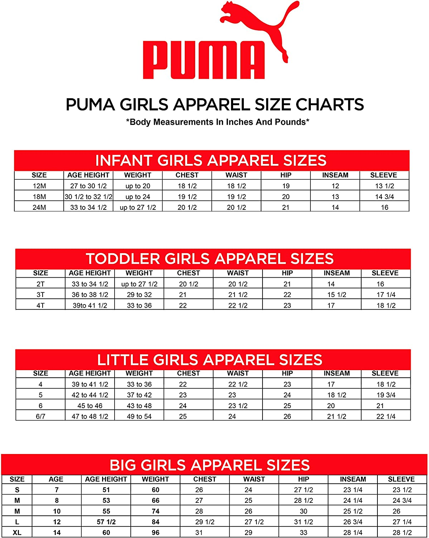 PUMA Girls' Winbreaker