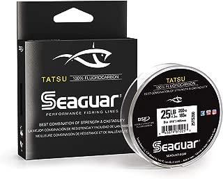 Seaguar TATSU 200 Yards Fluorocarbon Fishing Line