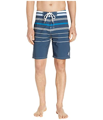 Toes on the Nose Restless Lake Boardshorts (Navy) Men