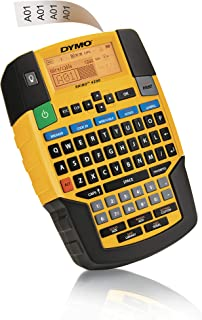 DYMO Industrial Label Maker | Rhino 4200 Label Maker, Time-saving Hot Keys, Prints Fast, Durable Label Maker for Job Sites and Heavy-Duty Labeling Jobs