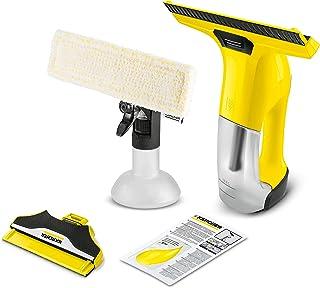 Kärcher 16332220 WV 6 Plus N Window Vac, 10 W, 240 V, Yellow/Black