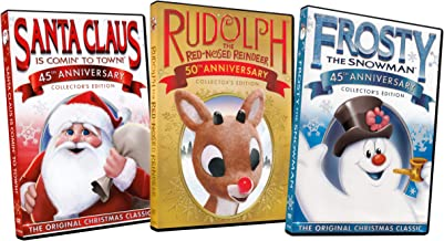 The Original Christmas Classics Anniversary Collector's Edition (Santa Claus: Is Comin' to Town! / Rudolph: The Red-Nosed Reindeer / Frosty the Snowman)