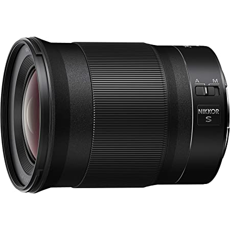 Nikon 広角単焦点レンズ NIKKOR Z 24mm f/1.8S Zマウント フルサイズ対応 Sライン NZ24 1.8