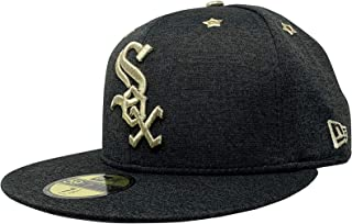 Chicago White Sox 59Fifty Fitted Hat MLB Flat Bill Baseball Caps