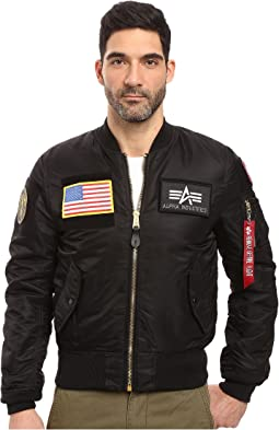 MA-1 Flex Slim Flight Jacket