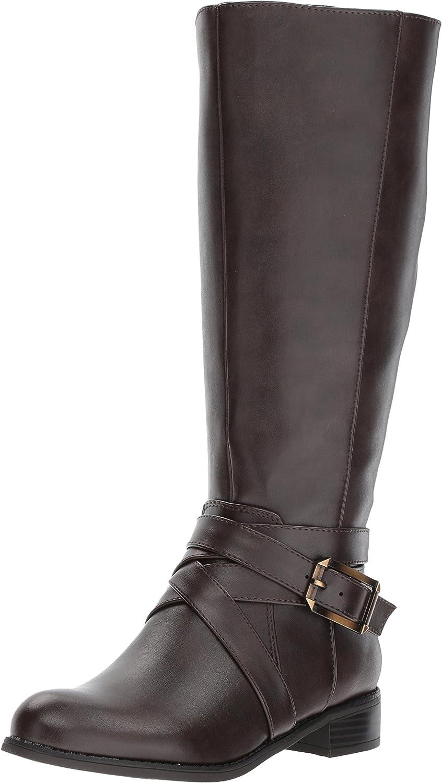 LifeStride Women's Subtlewc Equestrian Boot