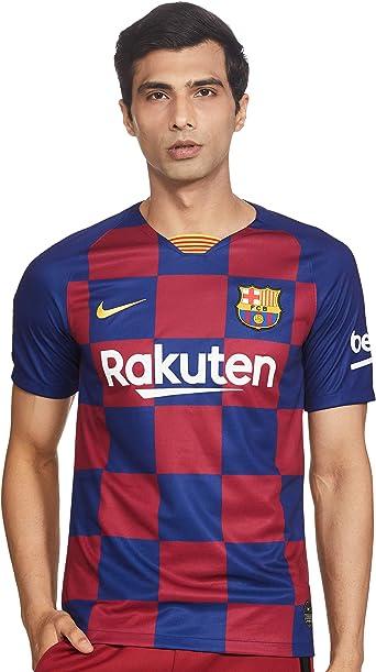 NIKE Barcelona 2019/2020 Camiseta Hombre : Amazon.es: Ropa