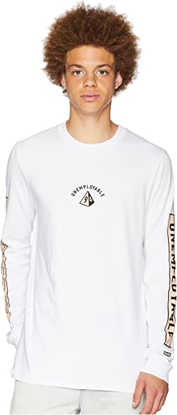 UE Pyramid Long Sleeve Tee