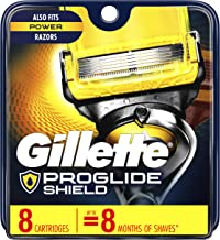 Gillette Fusion ProShield Men's Razor Blades - 8 Refills (Packaging May Vary)