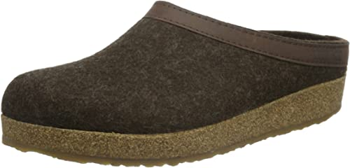 HAFLINGER Grizzly Torben, Chaussons Mules Mixte Adulte