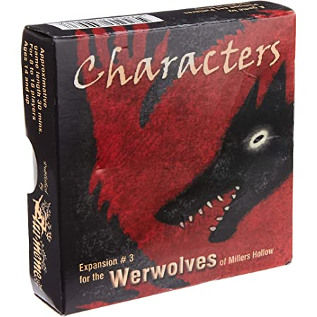 The Werewolves: Characters Expansion