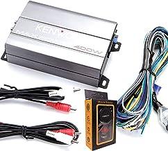 Kenwood 2156568 KAC-M1804 Compact 4-Channel Amplifier