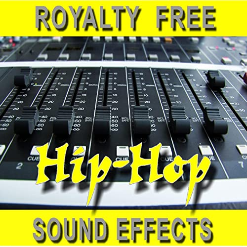 Royalty Free Hip-Hop Sound Effects by Royaltrakz Productionz
