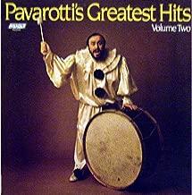 Pavarotti's Greatest Hits Volume Two Tracklist: Nessun Dorma, O Mes Amis...Pour Mon Ame, Recondita Armonia, Che Gelida Manina Di Rigori Armato, Mattinata, La Danza Torna A Surriento, Spirto Gentil, Flower Song A Te O Cara, Di Qual Tetra.