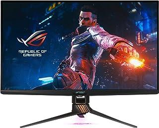 ASUS ROG Swift PG32UQX 81,28 cm (32 inch) Ultimate Gaming Monitor (4K UHD (3840 x 2160), 144 Hz, IPS, Mini LED, lokale hel...