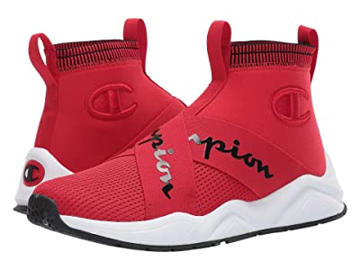 Champion Rally Crossover (Scarlet/Black) Men