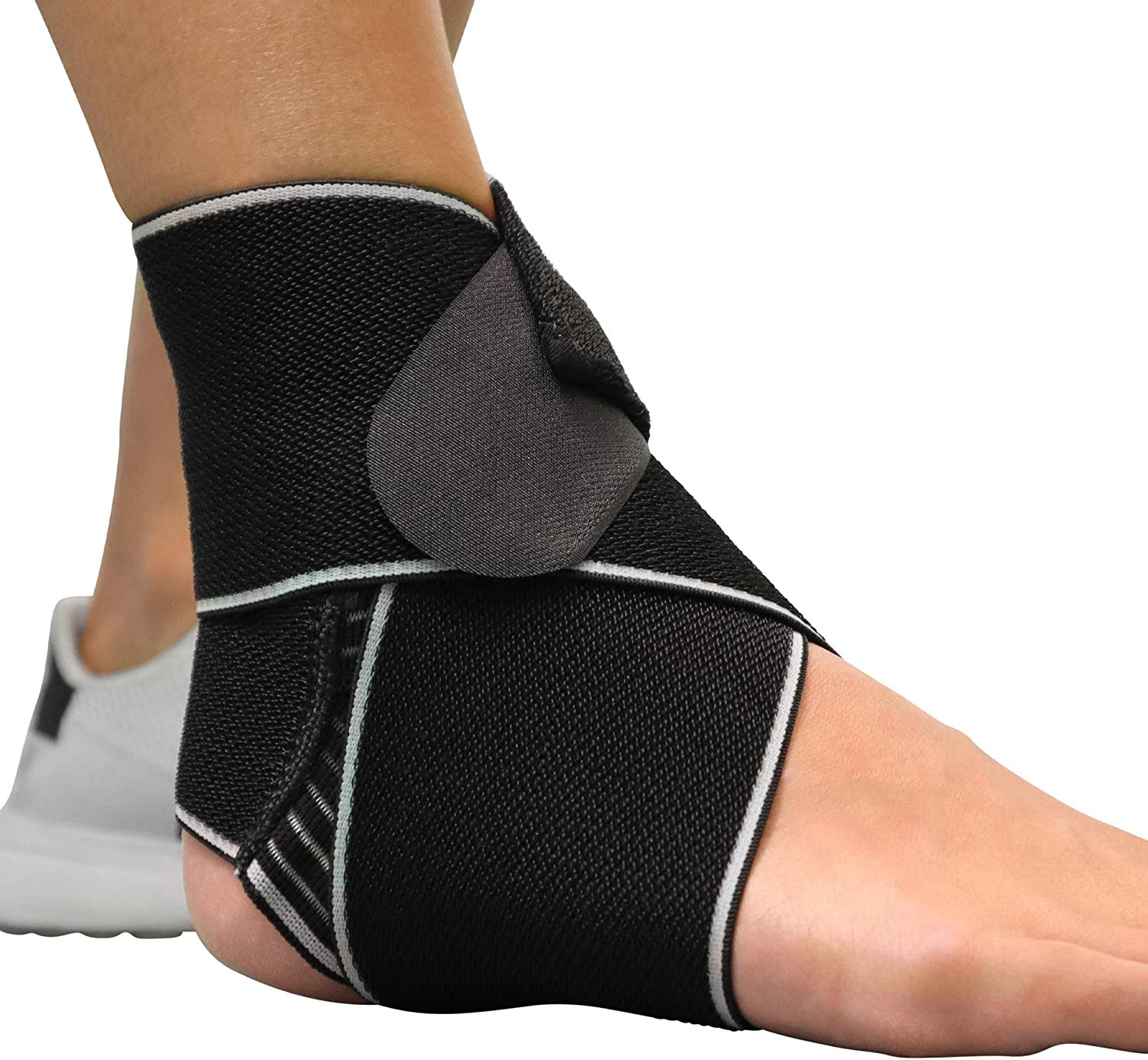 Mars Wellness latest Ankle Brace Wrap - Unisex Compression Cheap mail order sales Supp