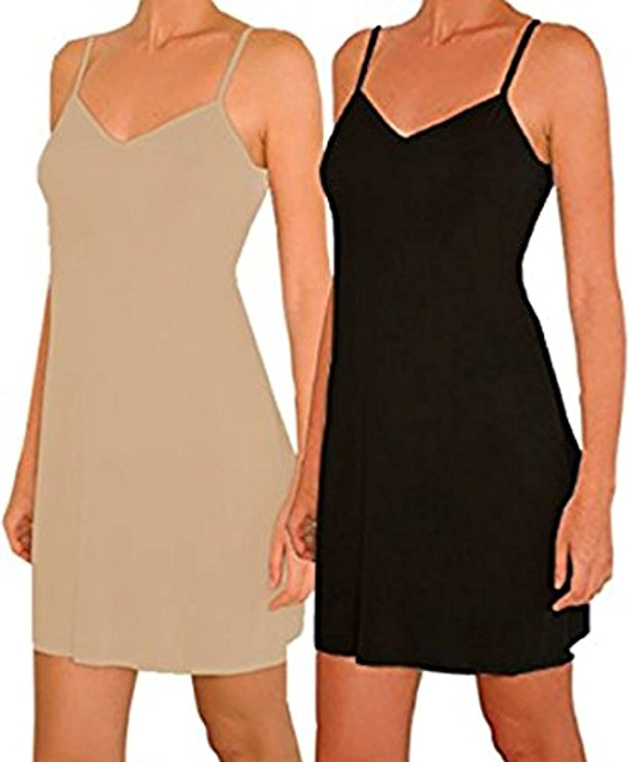 Beauty products Anemone Women's Non-Cling Silky Full Nashville-Davidson Mall Slip Smooth