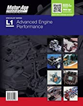 ASE Study Guide DVD L1 Advanced Engine Performance Certification by Motor Age Training